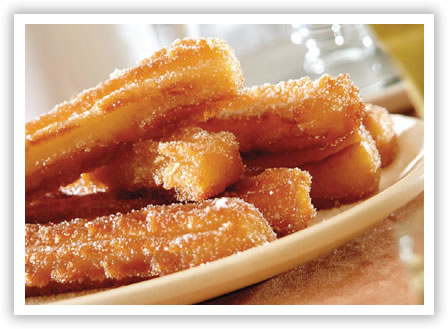 Churros for Highlighters
